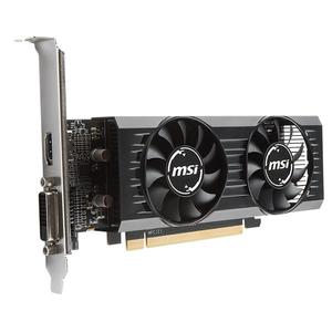 Placa video MSI AMD Radeon RX 550, 4GB GDDR5, 128 bit, RX 550 4GT LP OC