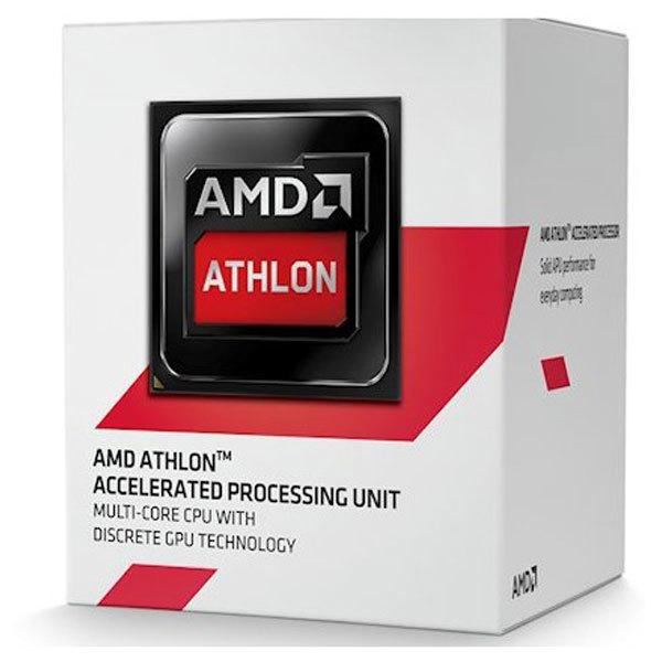 Procesor AMD APU Athlon X4 5350, 2.05GHz, 2MB, 25W, socket AM1