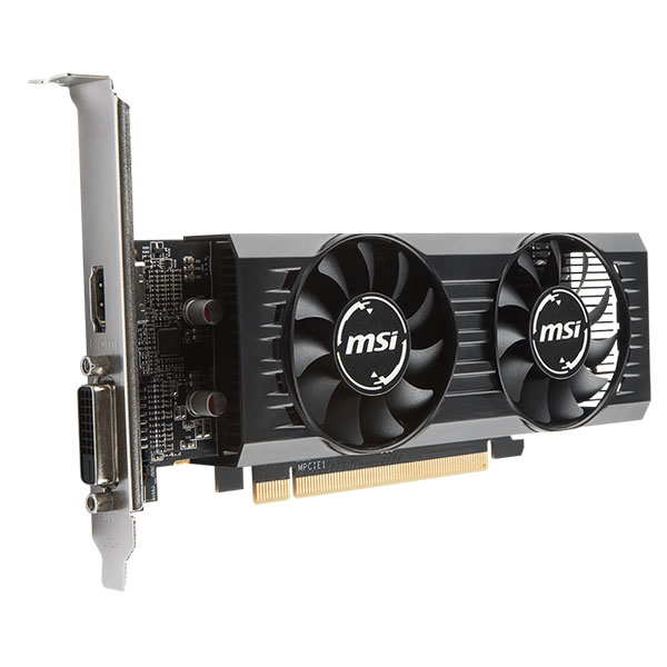 Placa video MSI AMD Radeon RX 550, 4GB GDDR5, 128 bit, RX 550 4GT LP OC