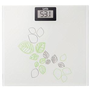 Cantar de persoane LAICA PS1058E, electronic, 150kg, alb-verde