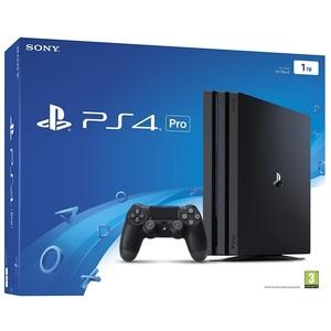 Consola SONY Playstation 4 Pro (PS4 Pro) 1TB, Jet Black