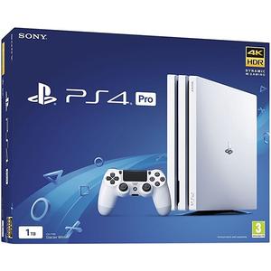 Consola SONY PlayStation 4 Pro (PS4 Pro) 1TB, Glacier White