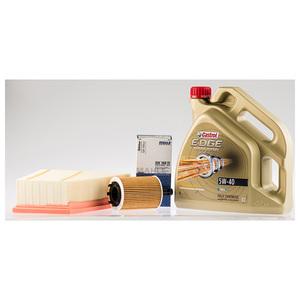 Pachet schimb ulei CASTROL pentru Skoda Fabia, 1.4TDI, diesel
