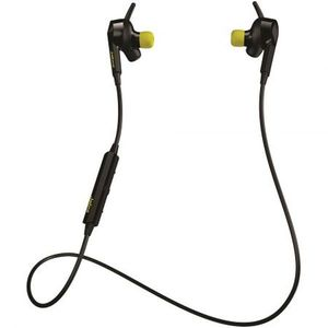 Casti JABRA Sport Pulse, Bluetooth, NFC, In-Ear, Microfon, Noise Cancelling, negru