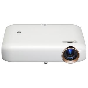 Videoproiector LG Minibeam PW1500G, WXGA, alb