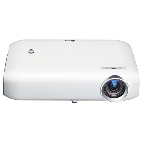 Videoproiector LG Minibeam PW1000G, WXGA, alb