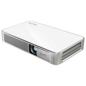 Videoproiector Qumi Q3 Plus, HD 720p, alb