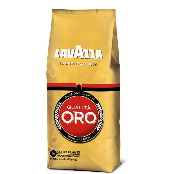 Cafea boabe LAVAZZA Qualita Oro NH648, 250gr