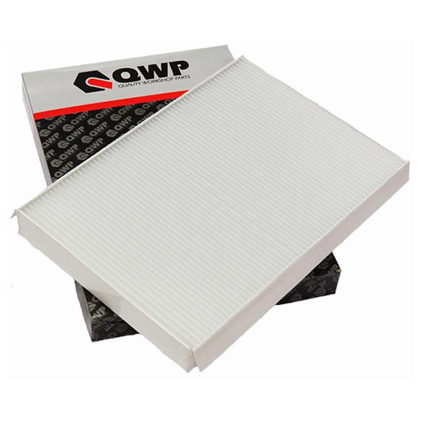 Filtru habitaclu QWP WCF262 pentru Citroen C1, 2005-2014