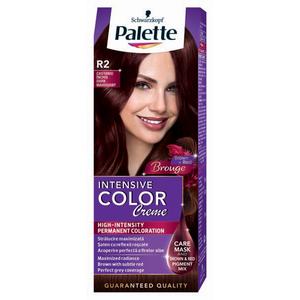 Vopsea de par PALETTE Intensive Color Creme, R2 Mahon inchis, 110ml