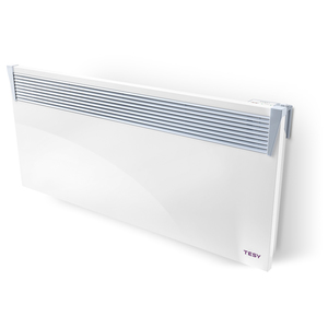 Convector electric de perete TESY  CN 03 150 EIS IP 24, 1500W, control electronic, display LED, timer