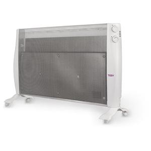 Convector electric de podea TESY MC 20111, 2000W, termostat reglabil, element de incalzire MICA, 3 trepte de putere