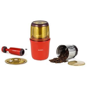 Rasnita cafea OURSSON OG2075/RD, 75g, 200W, rosu