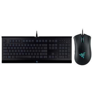 Kit tastatura + mouse gaming RAZER Cynosa PRO + Razer Deathadder, US INT Layout
