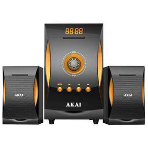 Boxe AKAI RC-3515, 2.1, 38W, Bluetooth, negru