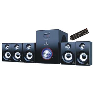 Boxe MYRIA RC-529, 5.1, 38W, negru