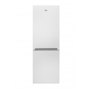 Combina frigorifica BEKO RCSA365K20W, 346 l, 185 cm, A+, alb