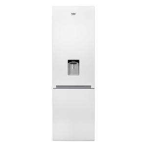 Combina frigorifica BEKO RCSA400K20DW, BlueLight, 377 l, 201 cm, A+, alb