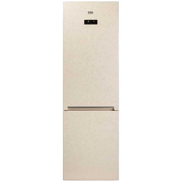 Combina frigorifica BEKO RCNA400E20ZB, NeoFrost, 354 l, H 201 cm, Clasa A+, bej