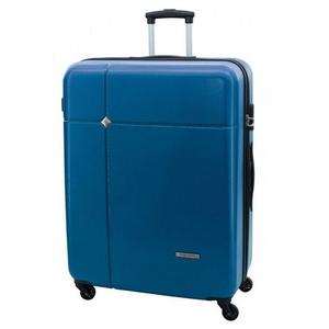 Troler MOVOM ABS, 77Cm, 4 roti, albastru