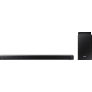 Soundbar 2.1 Samsung HW-R550/EN, 320W, Bluetooth, HDMI, negru