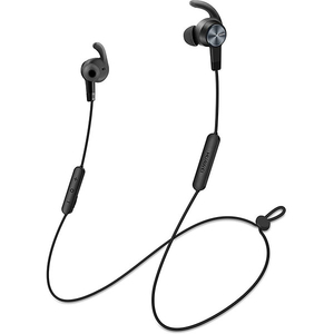 Casti HUAWEI AM61 Sport Lite, Bluetooth, In-Ear, Microfon, negru