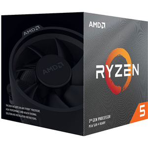 Procesor AMD RYZEN 5 3600X, 3.8/4.4GHz, socket AM4, 100-100000022BOX