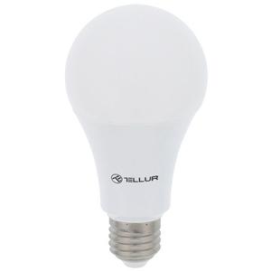 Bec LED Smart Wi-Fi TELLUR TLL331001, E27, 10W, alb