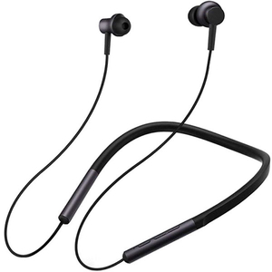 Casti XIAOMI Mi Neckband ZBW4426GL, Bluetooth, In-Ear, Microfon, negru