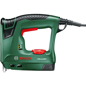 Capsator electric BOSCH PTK 14 EDT, 30rpm, 3 percutii, verde