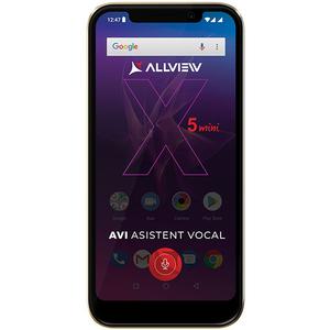 Telefon ALLVIEW Soul X5 MINI 16GB, 2GB RAM, Dual SIM, Gold