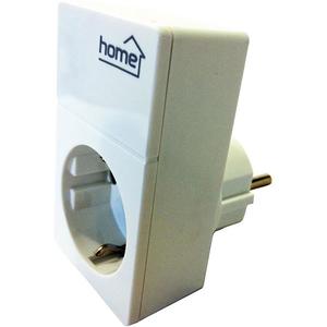 Priza inteligenta HOME NVS 1, Wi-Fi, alb