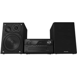 Microsistem audio High-Res PANASONIC SC-PMX90EG-K, Bluetooth, CD, USB, FM, negru