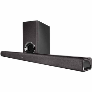 Soundbar DENON DHT-S316, Bluetooth, HDMI ARC, Optic in, negru