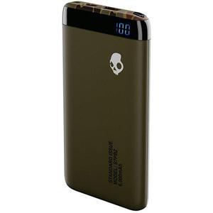 Baterie externa SKULLCANDY Stash Standard Issue S7PBZ-L094, 6000mAh, 1xUSB, Type C, verde