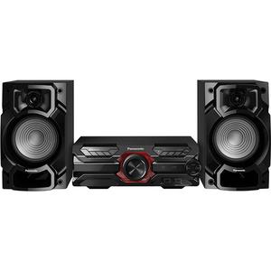 Minisistem audio High Power PANASONIC SC-AKX320E-K, 450W, Bluetooth, USB, negru