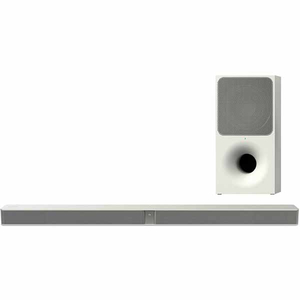 Soundbar 2.1 SONY HT-CT291, 300W, Bluetooth, Wi-Fi, alb