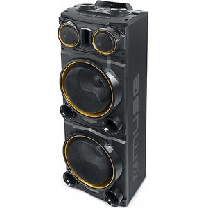 Sistem audio MUSE PARTY M-1985 DJ, Radio FM, Bluetooth, 800W, negru