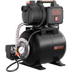 Hidrofor Black & Decker BXGP600PBE, 600W, 19 l, 3100 l/h