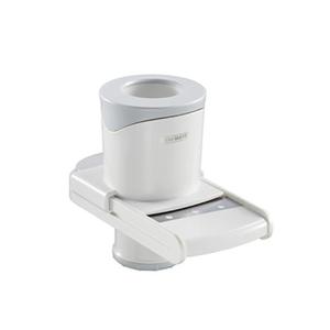 Razatoare LEIFHEIT Comfort, plastic, alb