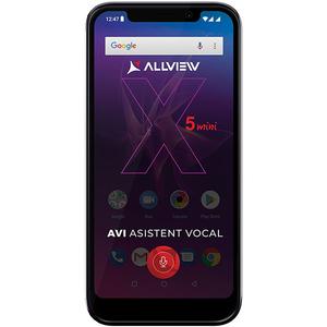 Telefon ALLVIEW Soul X5 MINI 16GB, 2GB RAM, Dual SIM, Black