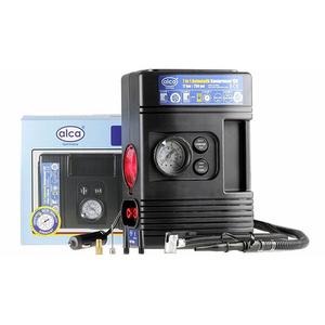 Compresor auto 7 in 1 ALCA 10143, 12V, negru