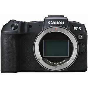 Aparat foto Mirrorless CANON EOS RP + Adaptor RF-EF, Body, 26.2mp, Wi-Fi, negru