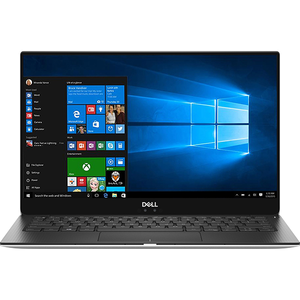 "Laptop DELL XPS 9370, Intel Core i7-8550U pana la 4.0GHz, 13.3"" Touch UHD 4K, 16GB, SSD 512GB, Intel UHD Graphics 620, Windows 10 Pro"