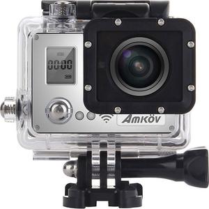 Camera video sport PNI Amkov AMK7000S, 4K, negru