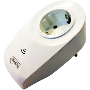 Priza inteligenta HOME NVS 1 PRO, Wi-Fi, alb