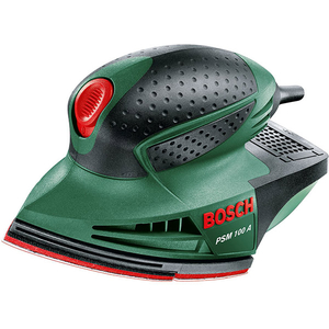 Slefuitor multifunctional BOSCH PSM 100 A, 26000rpm, 100 W
