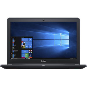 "Laptop Gaming DELL Inspiron 5577, Intel Core i7-7700HQ pana la 3.8GHz, 15.6"" Full HD, 8GB, HDD 1TB + SSD 128GB, NVIDIA GeForce GTX 1050 4GB, Windows 10 Home"