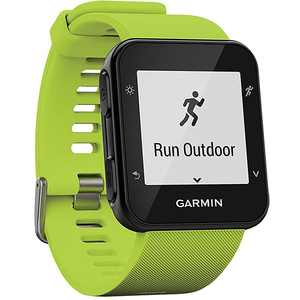 Smartwatch GARMIN Forerunner 35, Android/iOS, silicon, Limelight