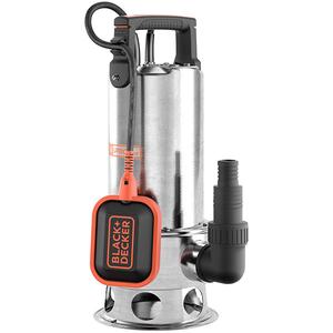 Pompa sumersibila BLACK & DECKER BXUP1100XDE, 1100W, otel